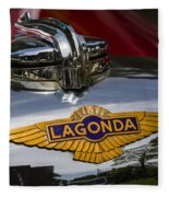 1937 Lagonda Fleece Blanket