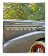 1938 Buick Special Fleece Blanket
