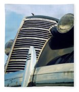 1938 Chevrolet Sedan Fleece Blanket