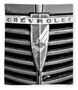 1938 Chevrolet  Fleece Blanket