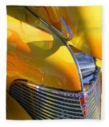 1939 Chevy Hood Fleece Blanket