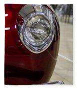 1940 Ford Front Left Light Fleece Blanket