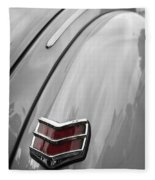 1940 Ford Taillight Fleece Blanket