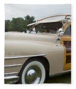 1947 Chrysler Fleece Blanket