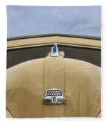 1947 Ford Super Deluxe Wagon Fleece Blanket