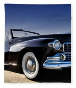 1947 Lincoln Continental Fleece Blanket