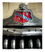 1948 Buick Roadmaster Fleece Blanket