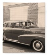 1948 Chevy Fleece Blanket