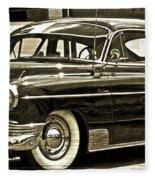 1950 Chevrolet Fleece Blanket