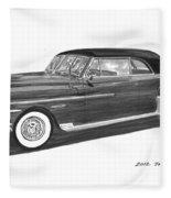 1950 Chrysler Newport Fleece Blanket
