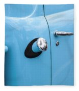 1951 Ford F1 Pickup Truck  Fleece Blanket