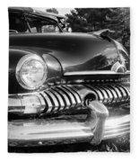 1951 Mercury Coupe - American Graffiti Fleece Blanket
