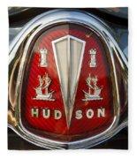 1953 Hudson Hornet Fleece Blanket