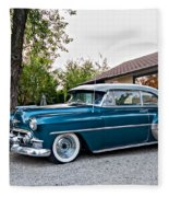1954 Chevrolet Bel Air Fleece Blanket