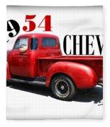 1954 Chevy Fleece Blanket