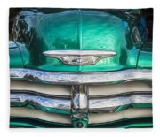 1955 Chevrolet First Series Fleece Blanket