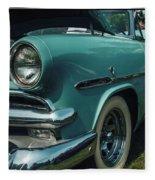 1953 Ford Crestline Fleece Blanket