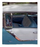 1955 Pontiac Star Chief Fleece Blanket