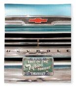 1959 Chevrolet Apache 012315 Fleece Blanket