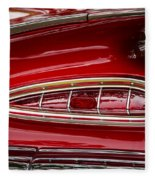 1959 Chevrolet Taillight Fleece Blanket