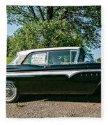 1959 Edsel Fleece Blanket