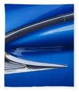 Blue Galaxie Fleece Blanket