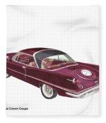 Imperial By Chrysler Fleece Blanket