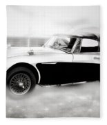 1960 Austin Healey Fleece Blanket