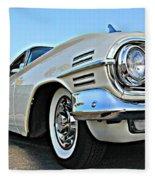 1960 Impala Fleece Blanket