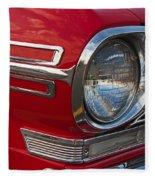 1962 Chevrolet Nova Fleece Blanket