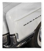 1962 Oldsmobile Dynamic 88 Fleece Blanket