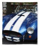 1965 Cobra Shelby Fleece Blanket