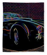 1965 Shelby Cobra - 2 Fleece Blanket