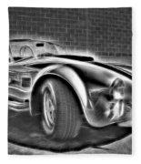 1965 Shelby Cobra - 3 Fleece Blanket