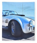 1965 Shelby Cobra - 5 Fleece Blanket