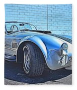 1965 Shelby Cobra- 1 Fleece Blanket