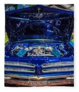 1966 Pontiac Bonneville Fleece Blanket