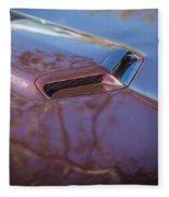 1967 Pontiac Gto Coupe Fleece Blanket