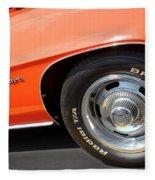 1969 Chevrolet Camaro Rs - Front Quarter Panel - 7552 Fleece Blanket