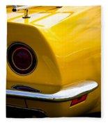 1971 Chevrolet Corvette Stingray Fleece Blanket