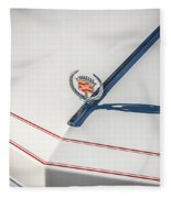 1976 Cadillac Eldorado   Fleece Blanket