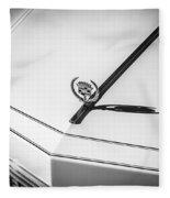 1976 Cadillac Eldorado Bw   Fleece Blanket