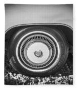 1978 Cadillac Eldorado Bw Fleece Blanket