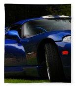 1997 Viper Hennessey Venom 650r 2 Fleece Blanket