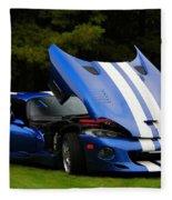 1997 Viper Hennessey Venom 650r 4 Fleece Blanket