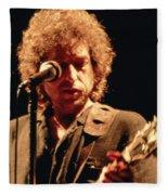 Bob Dylan '79 Fleece Blanket