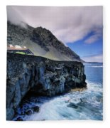 Hierro Fleece Blanket