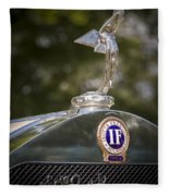1922 Isotta-fraschini Fleece Blanket