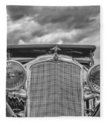1934 Vauxhall Fleece Blanket