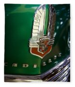 1941 Cadillac Series 62 Convertible Sedan Fleece Blanket